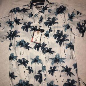 9edfefae MBX Denim Wear Shirts - MBX Denim Wear Hawaiian Shirt